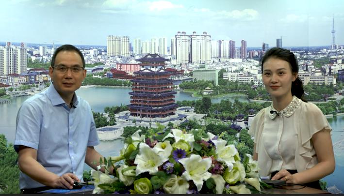 天门市生态环境局副局长吴勇访谈